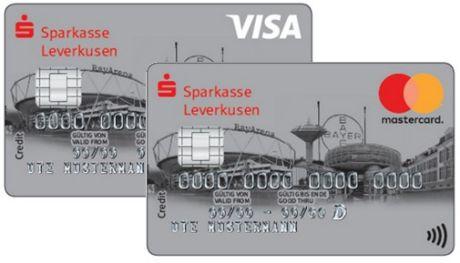 Sparkasse Karte.S Komfortpaket Silber Sparkasse Leverkusen