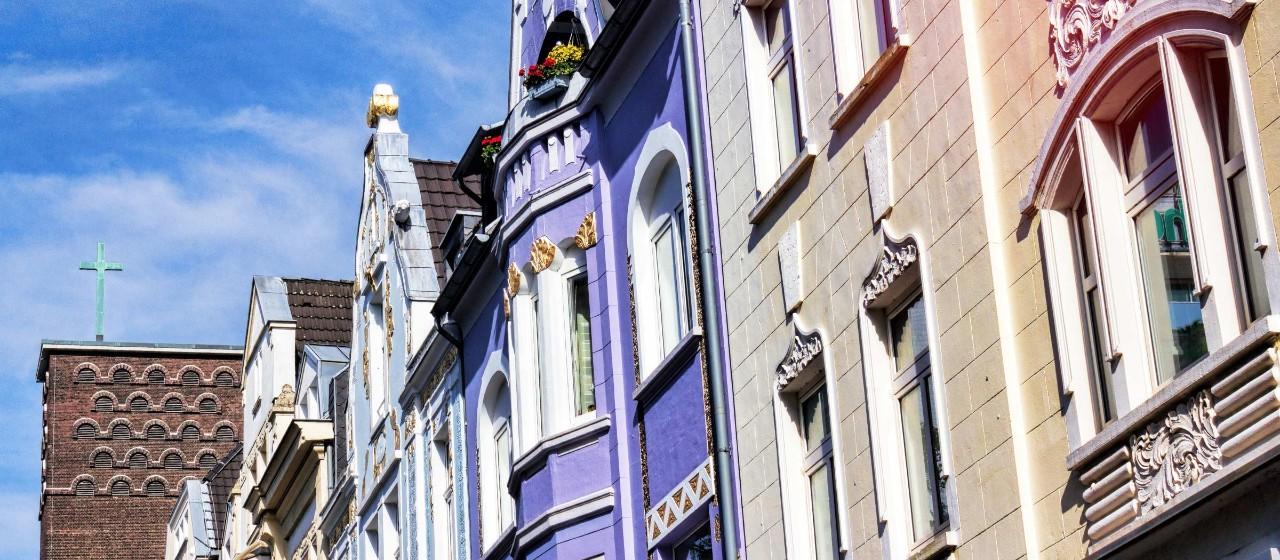 Immobilienverkauf mit den Immobilienmaklern der Sparkasse Leverkusen